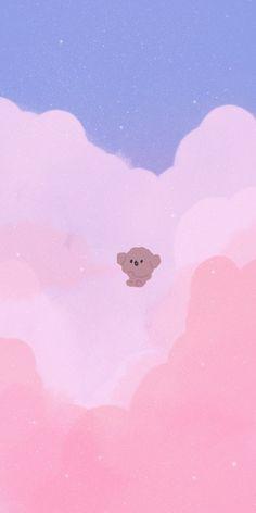 Cute Pastel Wallpaper, Soft Wallpaper, Cute Anime Wallpaper, Wallpaper Doodle, Aesthetic Pastel Wallpaper, Cute Disney Wallpaper, Iphone Background Wallpaper, Cute Cartoon Wallpapers, Pretty Wallpapers