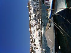 Mikonos - Viejo puerto