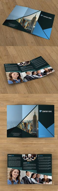 Check out Tri-fold brochure by sismic on Creative Market