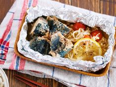 『サバ缶ときのこのホイル焼き〜レモンバター醤油で〜』 by Yuu 「写真がきれい」×「つくりやすい」×「美味しい」お料理と出会えるレシピサイト「Nadia | ナディア」プロの料理を無料で検索。実用的な節約簡単レシピからおもてなしレシピまで。有名レシピブロガーの料理動画も満載!お気に入りのレシピが保存できるSNS。