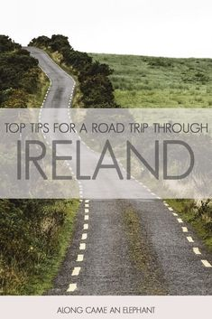 Looking for ireland driving tips before your big trip? our essential tips have you covered! includes local driving tips, road conditions and speed limits Europe Destinations, Europe Travel Tips, European Travel, Travel Guides, Places To Travel, Places To Go, Travel Uk, Travel Fashion, Paris Travel