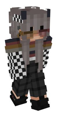 Check out our list of the best Girl Minecraft skins. Minecraft Farm, Minecraft Tips, Minecraft Projects, Minecraft Crafts, Minecraft Designs, Minecraft Stuff, Minecraft Skins Hair, Minecraft Skins Aesthetic, Capas Minecraft