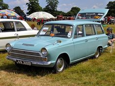 Vintage Classics Car | Classic and Vintage Cars - Ford Cortina Estate
