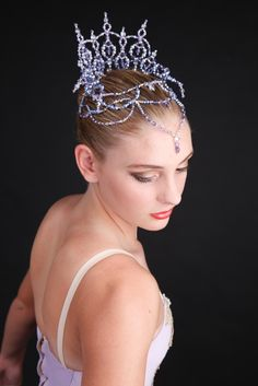 Sleeping Beauty Ballet Repertoire Lilac Fairy Crown Tiara