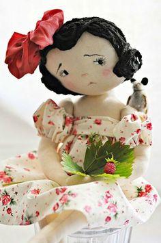 Тряпичные куклы - 27 Июня 2013 - Кукла Тильда. Всё о Тильде, выкройки, мастер-классы.