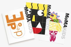 Kids Activity Guides - The Department of Advertising and Graphic Design