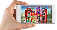 DC Super Hero Girls - Oyunlar