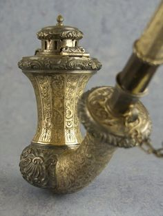 Pipe Silver Pipe - pleasure to hold in hand
