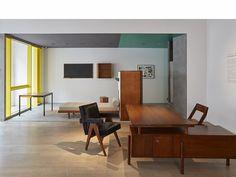 Le Corbusier, Charlotte Perriand, Maison du Brésil, Paris - Le Corbusier, Pierre Jeanneret, Chandigarh, India - Galerie Patrick Seguin Londres