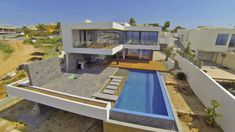 Stunning Luxury Villa with Sea Views - Lagos - PortugalProperty.com - PP725 #luxurymodernhomes #portugal