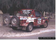 Claude Guermonprez, Dakar 82