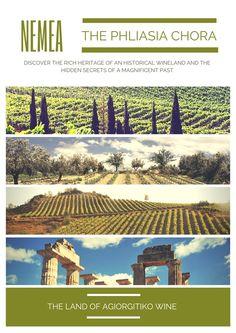 Nemea Past, Greece, Tours, Wine, Adventure, Places, Summer, Travel, Greece Country