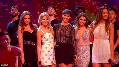 The Saturdays looked amazing for their performance on Tumble...Vanessa wore our jewel embellished CRYSTAL dress, while Rochelle wore pearl encrusted MIRAGE!