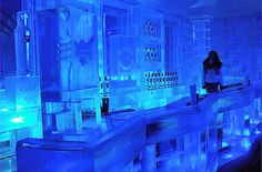 Ice Bar Paris
