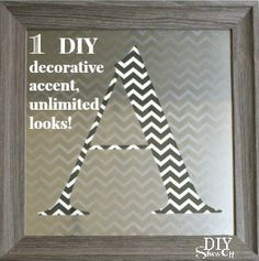 Awesome Mirror DIY