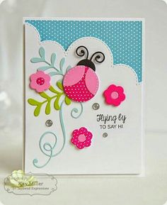 Welcome to Taylored Expressions, a paper crafting store that sells stamps, dies, stencils and more to help you share joy through your handmade cards! Cricut Cards, Stampin Up Cards, Baby Cards, Kids Cards, Kids Birthday Cards, Cute Cards, Cards Diy, Greeting Cards Handmade, Scrapbook Cards