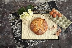 Tvarohový mazanec bez kysnutia - Zdravé pečenie Camembert Cheese, Dairy, Food, Essen, Meals, Yemek, Eten