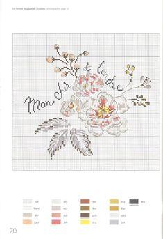 Gallery.ru / Фото #12 - Helene le Berre - Le langage des fleurs - velvetstreak