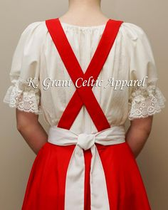 Irish Jig, Brave, Scotland, Dancing, Costumes, Dresses, Fashion, Aprons, Fiesta Party