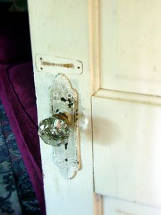 """Hometalk :: Here's a """"Chemical Free"""" Way to Restore Your Vintage Door Hardware!"""