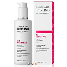 AnneMarie Borlind ZZ Sensitive Cleansing Milk 507 fl oz 150 ml *** You can find out more details at the link of the image. (Note:Amazon affiliate link)
