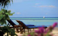 Una panorámica al Oceano Índico desde el Hotel Sandies Neptune Pwani Beach 4* en  #Zanzíbar!