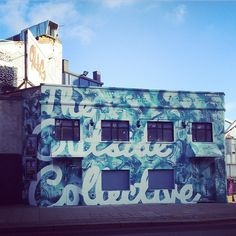 The Outside Collective // Shoreditch