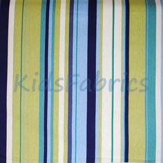 Width - 140 cms Pattern Repeat - None 100% [Panama] Cotton Cool Wash - Cool Iron Click to Order Swatch 50p:Order Swatch or Order Fabric Ref: HY715  £12.50 per metre Curtain Fabric, Curtains, Navy And Green, Navy Stripes, Cobalt, Panama, Repeat, Fabric Design, Swatch