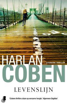 Levenslijn, Harlan Coben | Nederlandse boeken