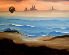 Paint Nite Calgary | Beans on Bow 06/19/2015