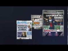 FOOTBALL -  La presse française et étrangère sur la victoire du PSG contre l'Olympiakos - http://lefootball.fr/la-presse-francaise-et-etrangere-sur-la-victoire-du-psg-contre-lolympiakos/