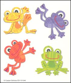FUNky Frogs Temporary Tattoos | Main Photo (Cover)