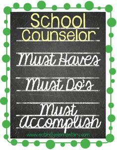 Heading into my 19th year as an urban elementary school counselor, I was thinking the other day about what it would be like to be a novice...
