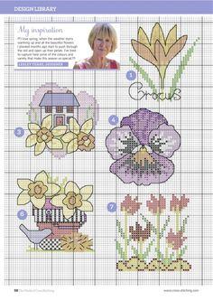 Gallery.ru / Фото #50 - The world of cross stitching 213 - tymannost