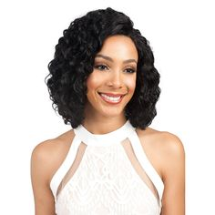 Bobbi Boss Brazilian Virgin Remi Human Hair Lace Front Wig | MHLF400 LOVETA