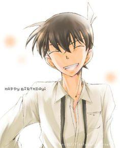 Shinichi - Detective Conan - Case Closed