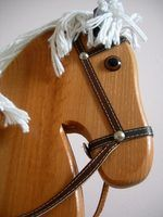 There can be much personal satisfaction in making a rocking horse to give as a gift to a child.