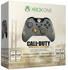 Xbox One Limited Edition Call of Duty: Advanced Warfare W... https://www.amazon.com.mx/dp/B00MAQ02OG/ref=fastviralvide-20
