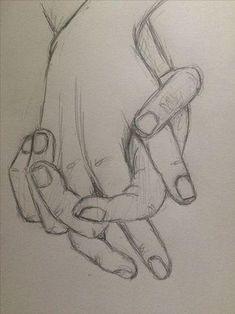 Prática esboço segurando as mãos 4 - pinkishcoconut Zeichnungen iDeen ✏️ Drawing Tutorials Online, Art Tutorials, Online Drawing, Online Tutorials, Pencil Drawing Tutorials, Sketches Tutorial, Art Drawings Sketches Simple, Pencil Art Drawings, Sketches Of Hands