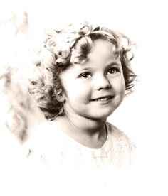 Shirley Temple, 1933.