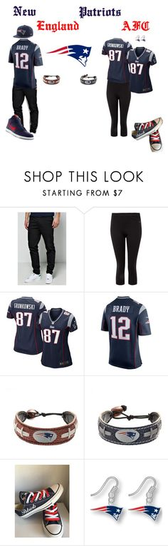 """""""New England Patriots"""" by hoodie-326 on Polyvore featuring NIKE, GameWear, aminco, '47 Brand, women's clothing, women's fashion, women, female, woman and misses"""