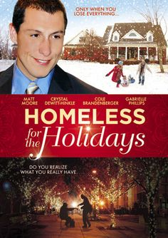 Homeless for the Holidays - Christian Movie/Film on DVD. http://www.christianfilmdatabase.com/review/homeless-for-the-holidays/
