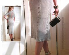 sukienka | Kraina wzorów szydełkowych...Land crochet patterns..