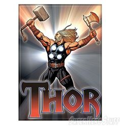 Ata-Boy The Mighty Thor Accessory Collection