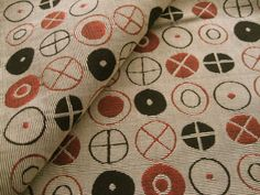 a Series :Modernist Textile Design:  Perfectly Patterned