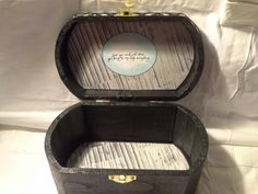 Wood crafts - beautiful hand crafted mens box. By Enchanted Giftss on Etsy - sold.