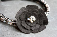 Margot Potter: DIY Beaded Headband!