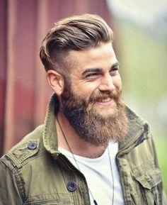 Dose of Beard Styles by Daily Dose of beard style and men's grooming tips. Beards Bart Barbe Barba Men Bearded Mustache Moustache Hair Style skæg Barba Sakal لحية Parta skäggThe Beards The Beards may refer to: Mens Medium Length Hairstyles, Mens Hairstyles With Beard, Haircuts For Men, Mens Undercut Hairstyle, Mens Hipster Haircuts, Long Undercut Men, Great Beards, Awesome Beards, Guys With Beards