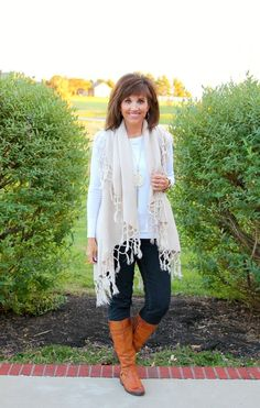 Friday Fashion: Casual Fashion For Women Over 40