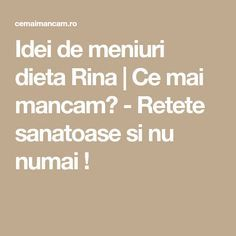 Rina Diet, Slimming World, Mai, The Cure, Recipes, Sport, Abseiling, Food, Beverages